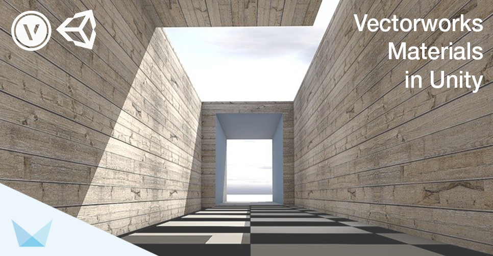 Vectorworks Materials in Unity
