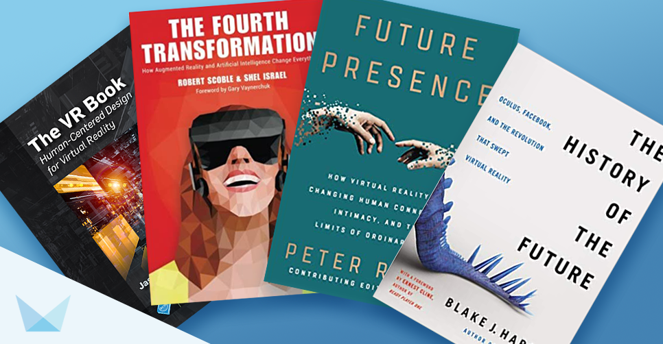 Scenic Mentor Book Reviews for VR Geeks