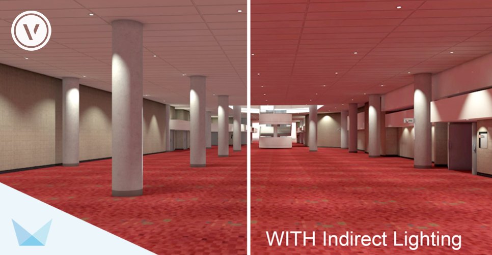 Indirect Ambient Lighting in Vectorworks