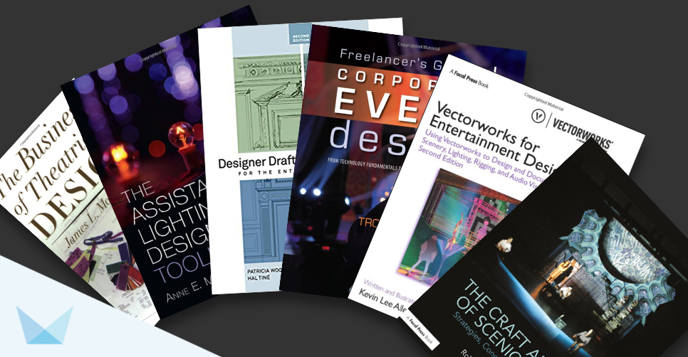 Best Books for Entertainment Industry Designers